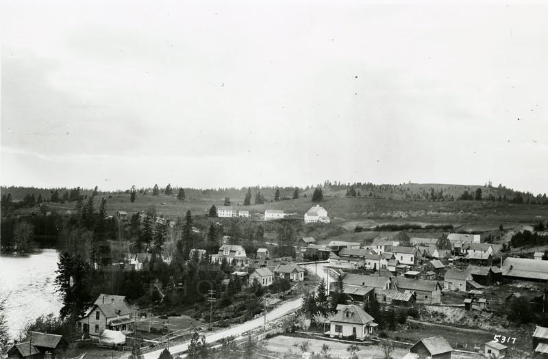 Ferde Greene Photo<br /> 5/30/1920, Bigfork, Montana<br /> 5317