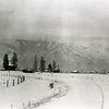 Ferde Greene Photo<br /> 11/29/1919, Take from the Y on the Branch Line, Columbia Falls, Montana<br /> 3297