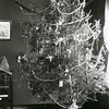 Ferde Greene Photo<br /> 12/30/1924 3PM, Greene House 3rd Ave W & 7th St, First electric tree lights in Columbia Falls, Montana<br /> f45 60 secs<br /> 1399