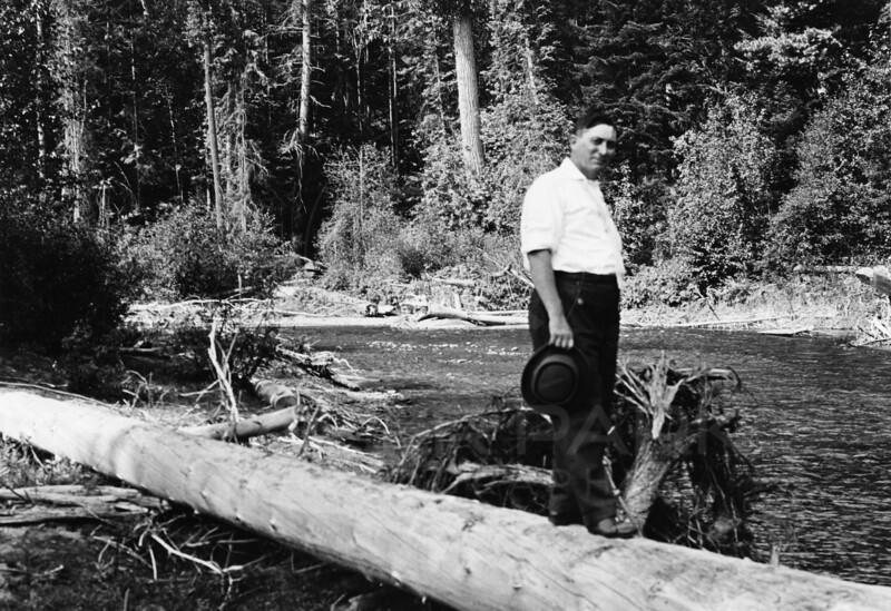 Ferde Greene Photo<br /> 8/23/1915 Kootenai, Montana IW Iahmael<br /> 4219