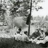 Ferde Greene Photo<br /> 6/16/1919 Picnic, Columbia Falls, Montana<br /> f16 1/4<br /> 3288