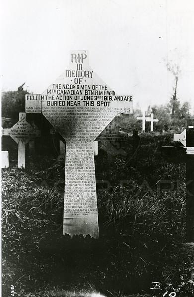 Ferde Greene Photo<br /> 10/4/1920, George Gregory's grave, Elizabeth Greene's brother, Columbia Falls, Montana<br /> 1327