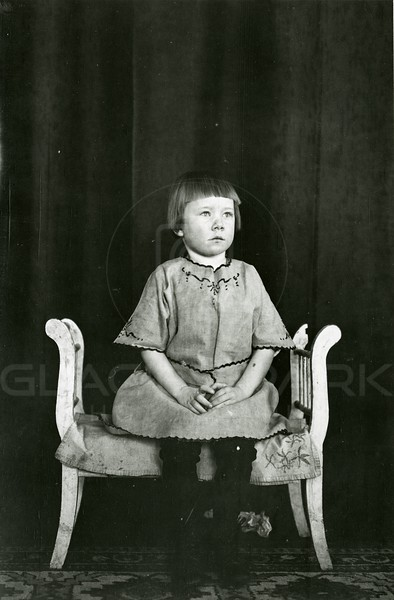 Ferde Greene Photo<br /> 1/23/1921, Ruby Greene, Columbia Falls, Montana<br /> 3330