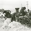 Ferde Greene Photo, 2/13/1937, Alvin Greene facing us, Howard on Left