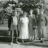 Ferde Greene Photo, 6/4/1937, Folks from Canada, Lessly Gregory