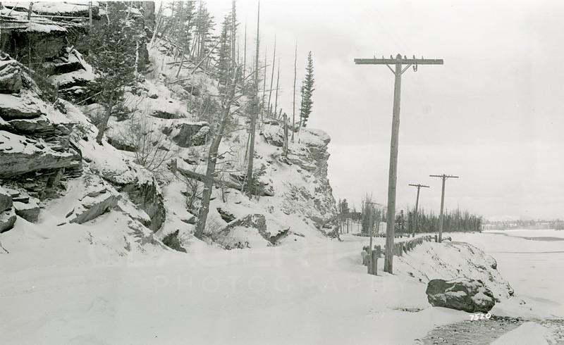 Ferde Greene Photo, 2/14/1937, Bad Rock Canyon