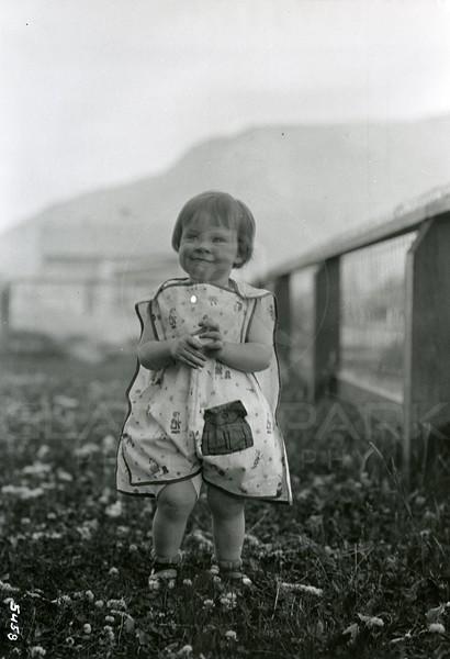 Ferde Greene Photo<br /> 7/1/1929 Ruth Ann Greene<br /> 5458