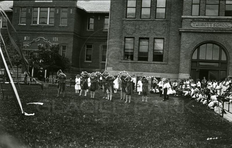 Ferde Greene Photo<br /> 1925 Talbot School, Columbia Falls, Montana<br /> 5404
