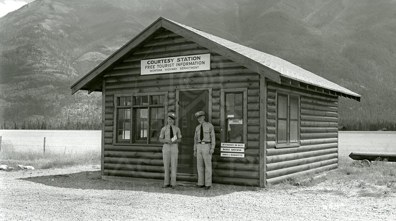 Ferde Greene Photo, 7/29/1938, R Burke Sheeran, L Jim Marantelle