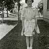 Ferde Greene Photo<br /> 1931 Ruth Ann first photo with new camera<br /> 1495