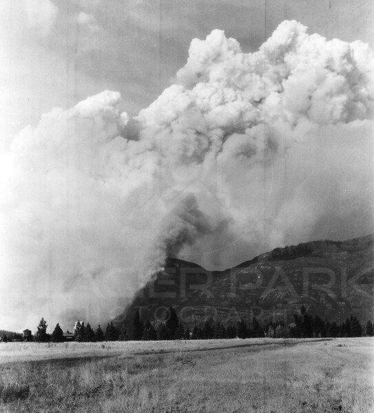 F Greene 1929-Fire