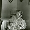 Ferde Greene Photo<br /> 1/26/1920, Howard Greene and Grandmother, Columbia Falls, Montana<br /> 6301