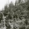 Ferde Greene Photo<br /> 6/28/1921, Noon, Emergency tank near Essex,, Montana<br /> 2339