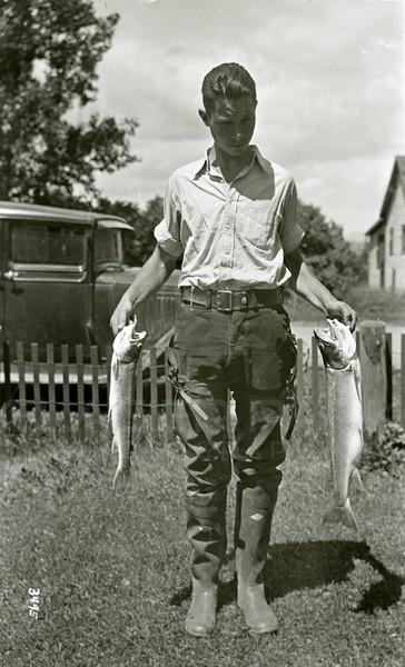 Ferde Greene Photo<br /> 6/20/1935 Malvin Greene<br /> 3495
