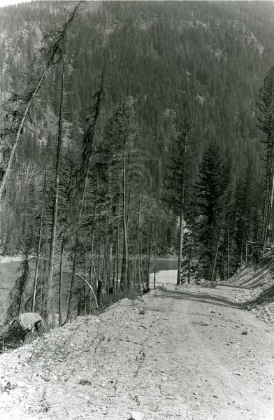 Ferde Greene Photo<br /> 7/4/1918 North Fork Road, Columbia Falls, Montana<br /> 5264