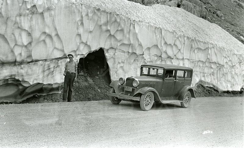Ferde Greene Photo<br /> 7/31/1935 Howard Greene Victory Six Dodge<br /> 8502