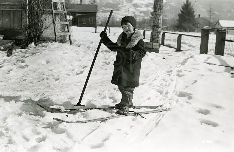 Ferde Greene Photo<br /> 2/18/1931 Ruth Ann Greene<br /> 5492