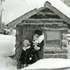 Ferde Greene Photo<br /> 2/5/1922 1PM, Marion's House oldest girl, Columbia Falls, Montana<br /> 2354
