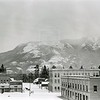 Ferde Greene Photo<br /> 1/18/1924, From Old Fellows Hall, Columbia Falls, Montana<br /> f16 1/25<br /> 4381