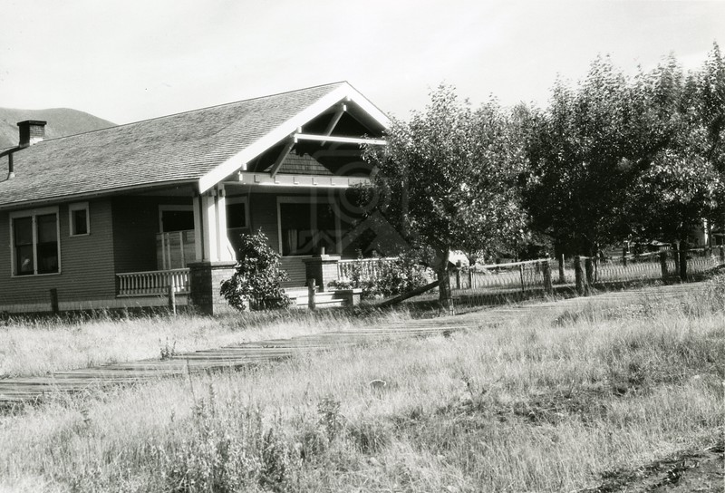 Ferde Greene Photo<br /> 8/23/1926 3PM Dr. Wearn's Home, 4th Ave W & 6th St. across from old school <br /> 1428