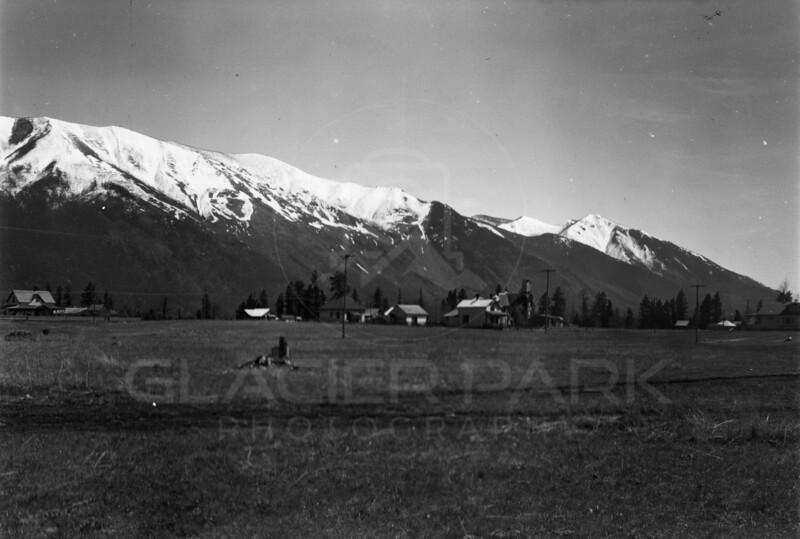 Ferde Greene Photo<br /> 5/2/1916 Columbia Falls<br /> 2226