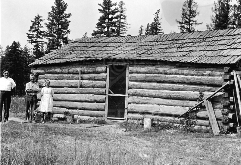 Ferde Greene Photo<br /> 8/291915 Montana<br /> 5215