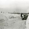 Ferde Greene Photo, 2/6/1937, Howard Greene 1930 DeSoto near Red Bridge