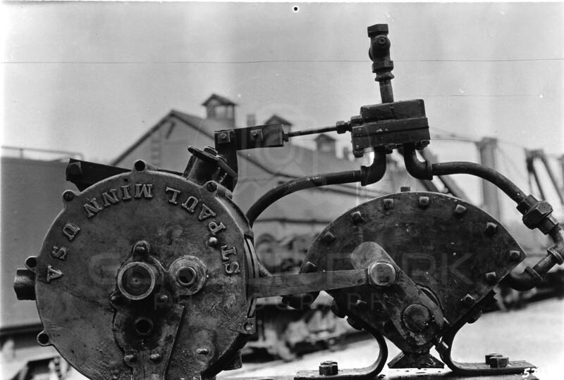 Ferde Greene Photo<br /> 9/24/1915 Gas Engine, Montana<br /> 5216