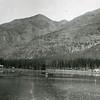Ferde Greene Photo<br /> 7/1/1921 3PM, Lake Blaine, Kalispell, Montana<br /> 1343