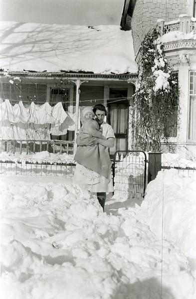 Ferde Greene Photo<br /> 1/30/1928 Ruth Ann Greene with Elizabeth<br /> 5449