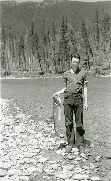 Ferde Greene Photo, 7/3/1937, Howard Greene, Big Creek
