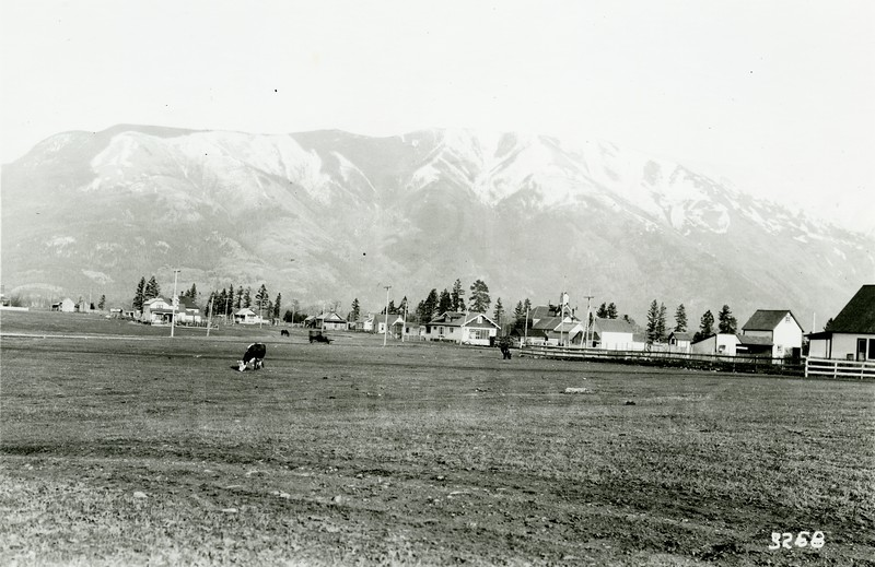 Ferde Greene Photo<br /> 4/28/1918 Columbia Falls, Montana<br /> 1/25 f11<br /> 3258