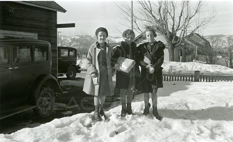 Ferde Greene Photo, 3/12/1937