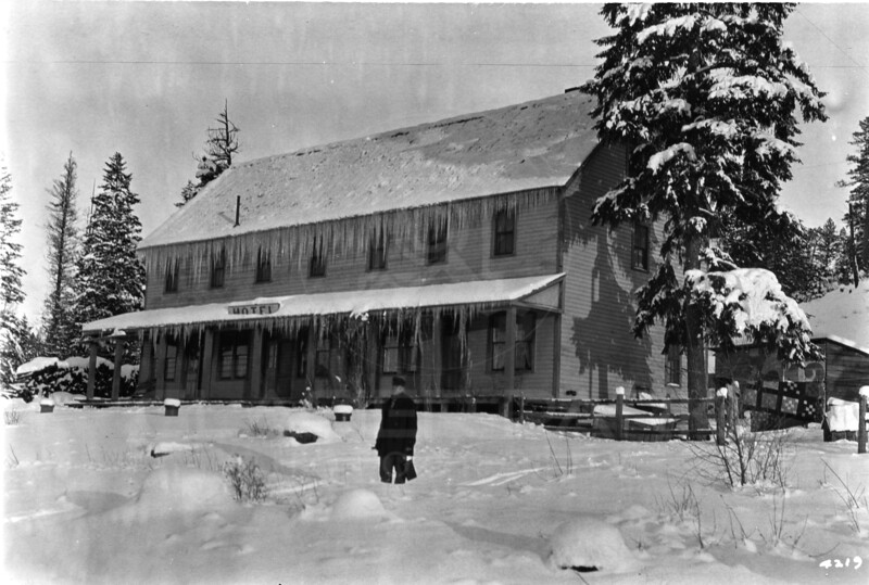 Ferde Greene Photo<br /> 12/29/1915 Rexford, Montana <br /> 4219