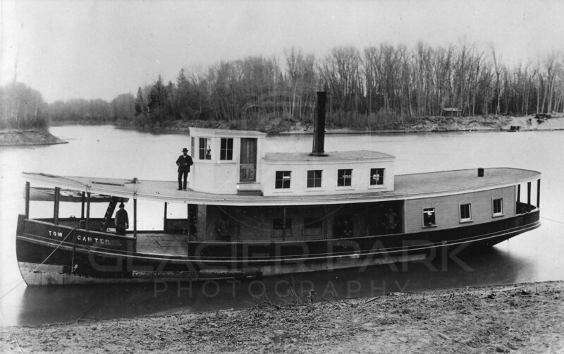 Tom Carter Boat