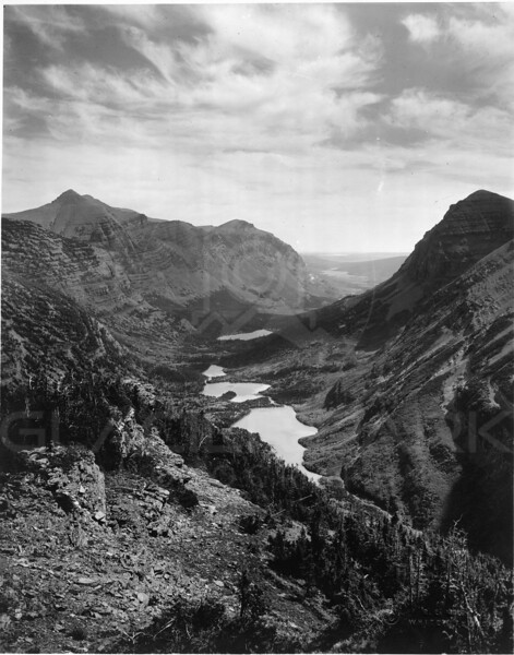 Swift Current Valley <br /> R E Marble Photo<br /> MA-003