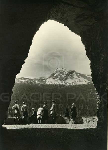 Heaven's Peak Glacier National Park