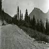 1926 Going to the Sun Highway Glacier National Park