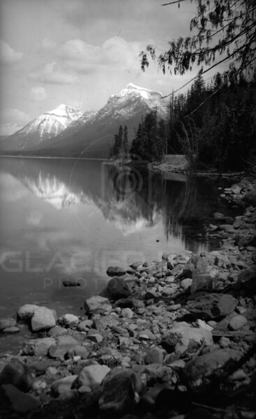 McDonald Lake<br /> RE Marble Photo<br /> MA-056
