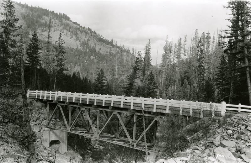 Spotted Bear Bridge