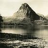Mt. Sinopah 1920's<br /> R E Marble Photo<br /> MA-027