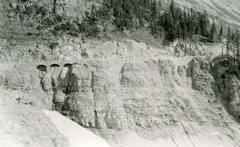 Triple Arches 1929