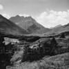 Glacier Park Landscape<br /> R E Marble Photo<br /> MA-055