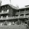 Ferde Greene Photo<br /> 8/18/1918, JE Lewis Hotel, West Glacier, Montana, Lake McDonald, Glacier National Park, Montana, Lake McDonald Lodge<br /> 5267