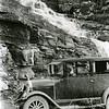 Ferde Greene Photo<br /> 6/23/1929 Glacier National Park<br /> 4457