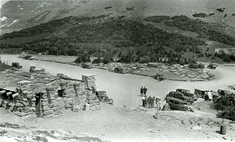 Visitor Center Glacier National Park