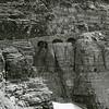 Ferde Greene Photo, 7/30/1938, Triple Arches, Glacier National Park
