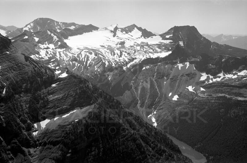 Mount Edwards Sperry Glacier
