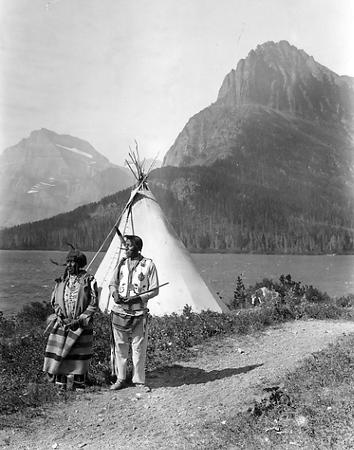 Blackfeet Two Medicine Lake