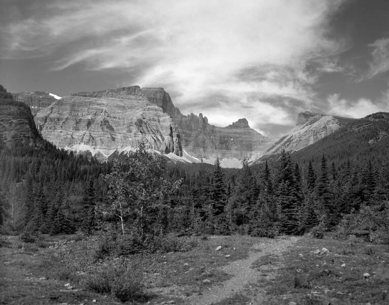 Belly River Glacier National Park